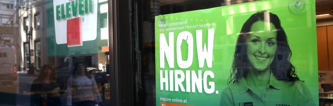 <h5><strong>American Job Openings Now Outnumber the Jobless</h5></strong>